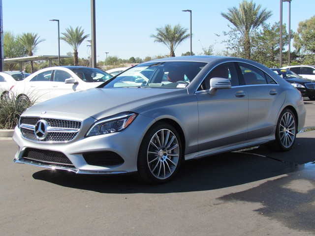 2016 mercedes benz cls cls550 coupe for sale stock for Mercedes benz of tucson