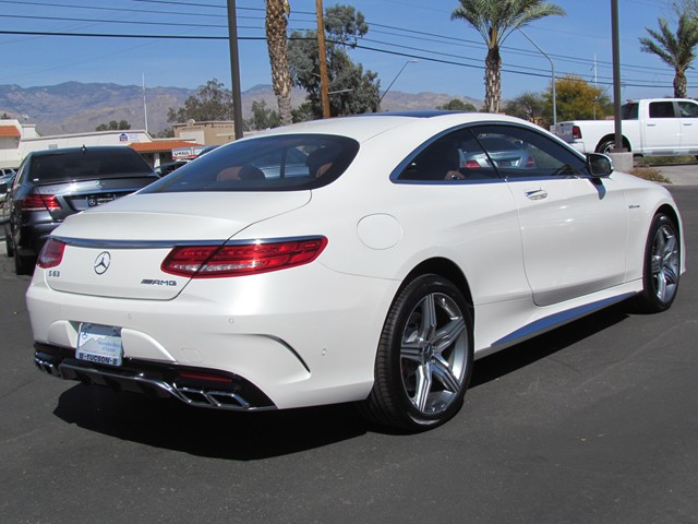 2016 mercedes benz s class amg s63 4matic coupe for sale stock m1603820 mercedes benz of tucson. Black Bedroom Furniture Sets. Home Design Ideas