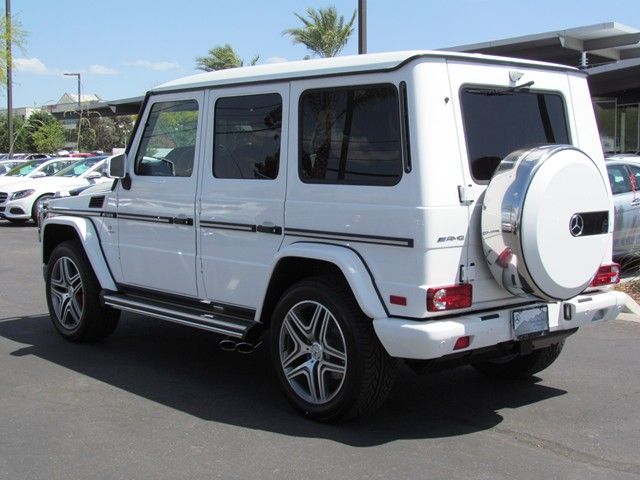 2016 mercedes benz g class amg g63 4matic suv for sale for Mercedes benz g63 amg suv