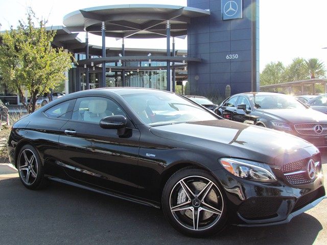 2017 Mercedes-Benz C-Class AMG C43 4MATIC Coupe for sale -