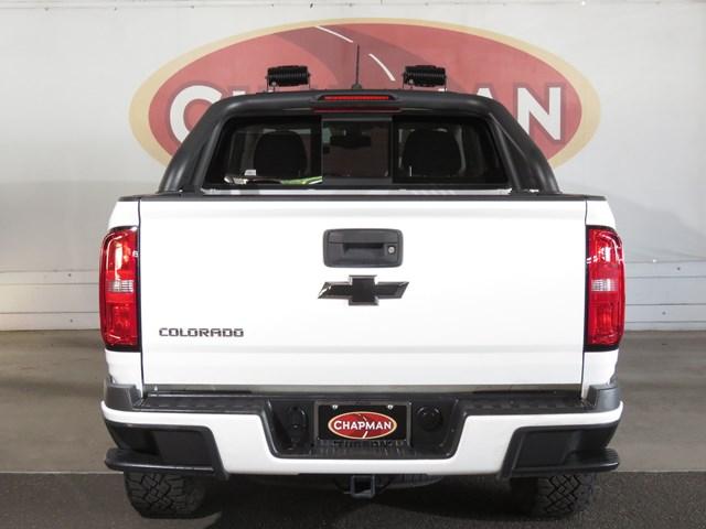 2016 Chevrolet Colorado Z71 Crew Cab – Stock #D2000770A
