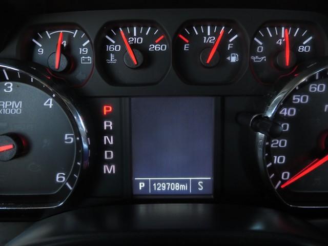 2014 Chevrolet Silverado 1500 Extended Cab – Stock #D2070150A