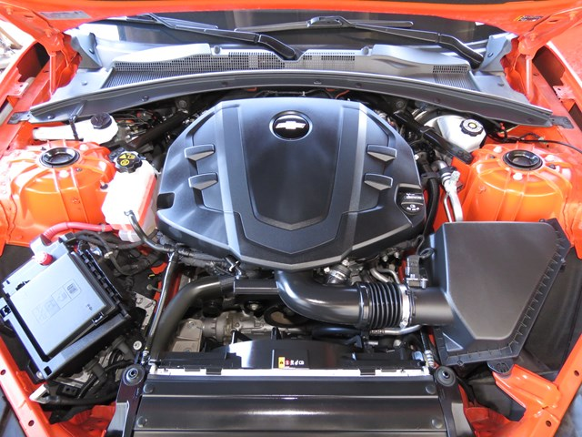2019 Chevrolet Camaro LT – Stock #D2070920