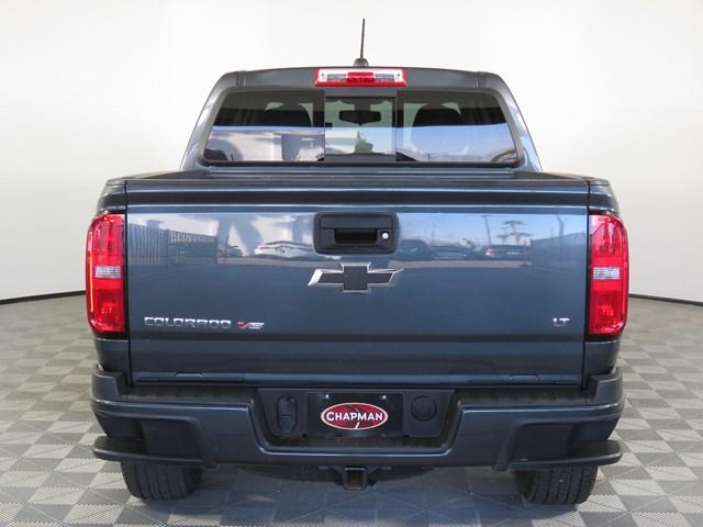 2017 Chevrolet Colorado LT Crew Cab – Stock #D2073270