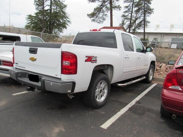 2012 Chevrolet Silverado 1500 LT Crew Cab 4WD – Stock #20039B