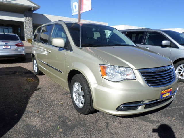 used 2011 chrysler town and country touring for sale stock 4843a chapman payson auto center. Black Bedroom Furniture Sets. Home Design Ideas