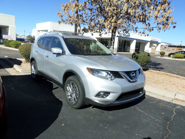 used 2014 nissan rogue sl stock cp61112 chapman. Black Bedroom Furniture Sets. Home Design Ideas