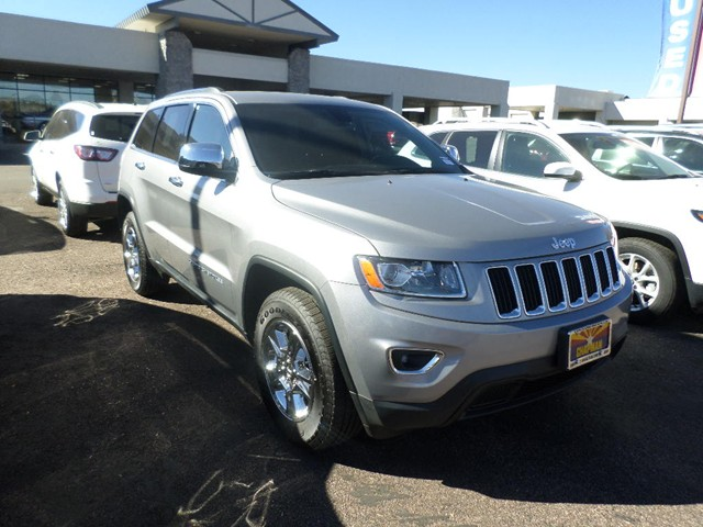 Used 2015 Jeep Grand Cherokee Laredo For Sale Stock