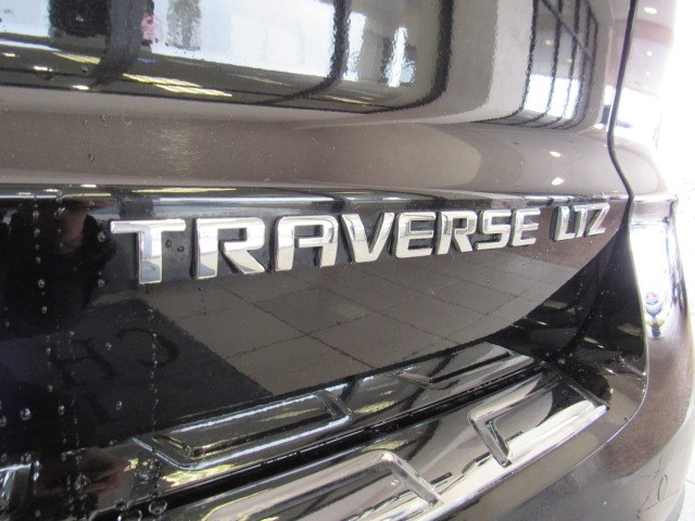 2016 Chevrolet Traverse LTZ – Stock #P5434
