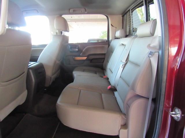2016 Chevrolet Silverado 2500HD LTZ Crew Cab – Stock #P5504