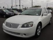 2005 Nissan Altima 2.5 Stock#:56791