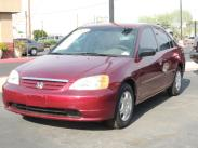 2002 Honda Civic LX Stock#:56941