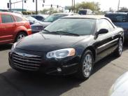 2006 Chrysler Sebring Conv Limited Stock#:57068