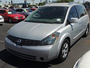 2007 Nissan Quest 3.5 S Stock#:57736