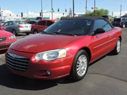 2004 Chrysler Sebring Touring Stock#:57789