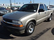 2001 Chevrolet S-10 Extended Cab Stock#:57863