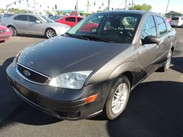 2007 Ford Focus ZX4 SE Stock#:57947