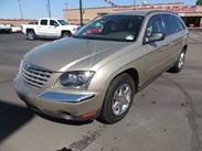 2004 Chrysler Pacifica  Stock#:58016