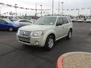 2008 Mercury Mariner  Stock#:58545