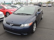 2007 Honda Civic LX Stock#:59575