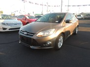 2012 Ford Focus SEL Stock#:59632