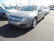 2007 Ford Fusion SE Stock#:59639