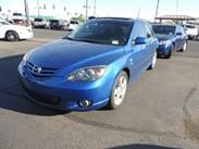 2006 Mazda MAZDA3 s Stock#:59674