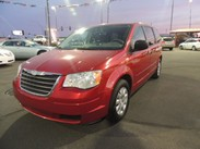 2008 Chrysler Town and Country LX Stock#:59819