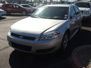 2011 Chevrolet Impala LT Stock#:59820