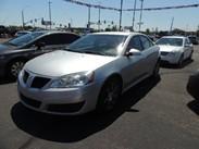 2010 Pontiac G6  Stock#:60511