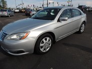2011 Chrysler 200 LX Stock#:60528