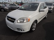 2011 Chevrolet Aveo LT Stock#:60607
