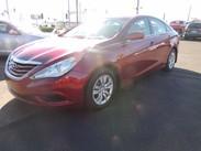 2011 Hyundai Sonata GLS Stock#:60876