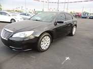 2012 Chrysler 200 LX Stock#:61485