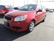 2011 Chevrolet Aveo Aveo5 LT Stock#:61775