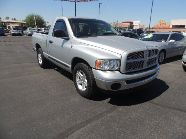 used 2005 dodge ram 1500 st stock 60146 chapman automotive group. Black Bedroom Furniture Sets. Home Design Ideas