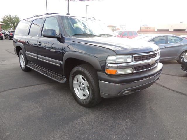 2004 chevrolet suburban 1500 lt in phoenix stock 60972. Black Bedroom Furniture Sets. Home Design Ideas