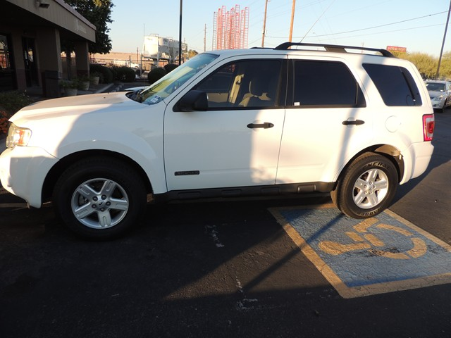 2008 Ford Escape Hybrid In Phoenix Stock 61644