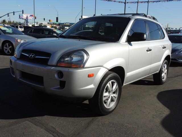 2009 Hyundai Tucson GLS Stock#:62390