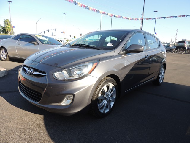2012 Hyundai Accent SE Stock#:62507