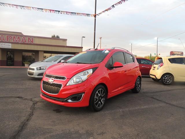 2013 Chevrolet Spark LT Stock#:62553
