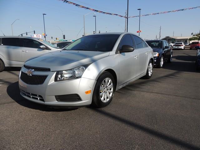 2011 Chevrolet Cruze LS Stock#:62668