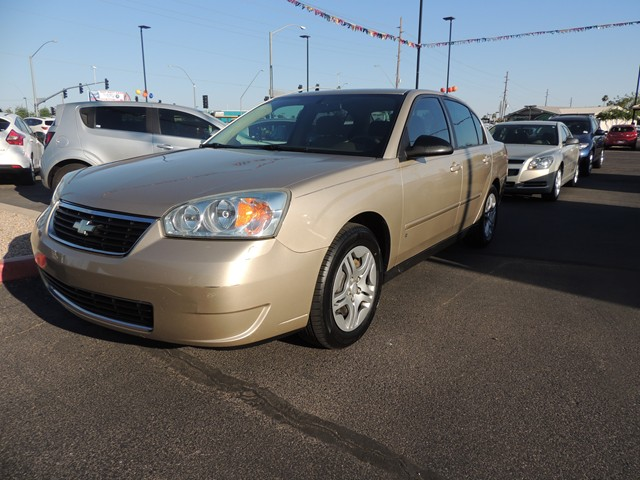 2008 Chevrolet Malibu Classic LS Stock#:62725