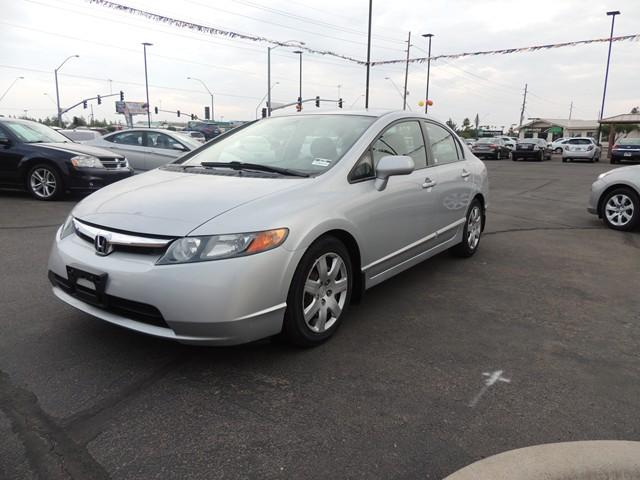 2008 Honda Civic LX Stock#:62749