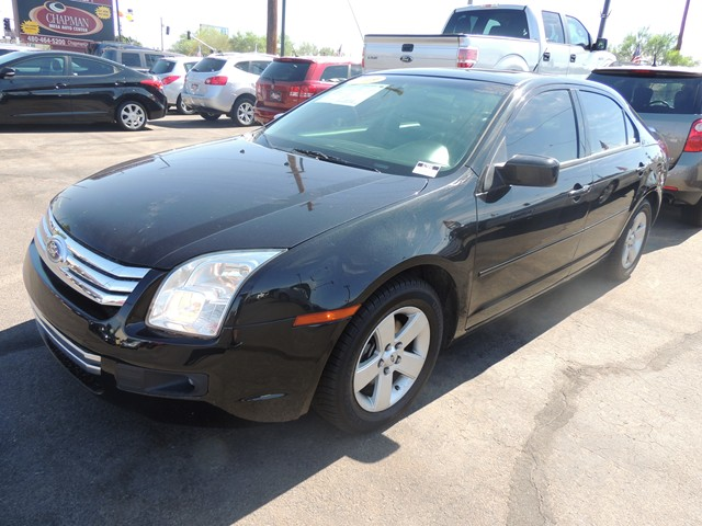 2009 Ford Fusion SE Stock#:62886