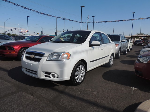 2011 Chevrolet Aveo LT Stock#:62955