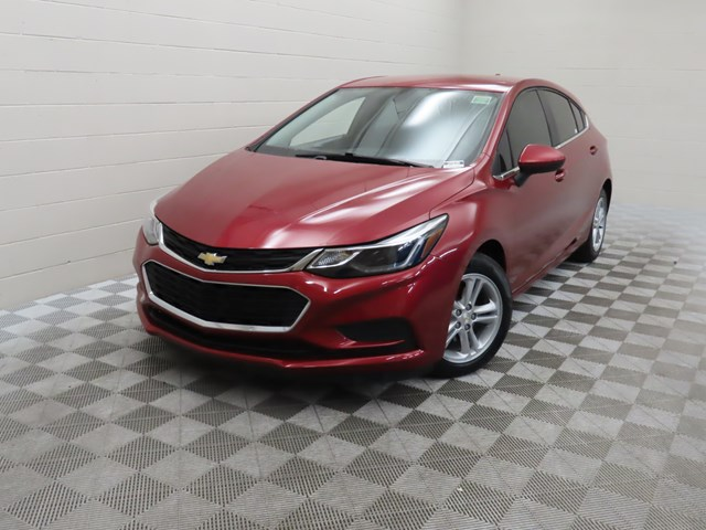 2017 Chevrolet Cruze LT – Stock #1HY026A