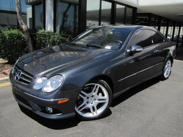 used 2009 mercedes benz clk class clk550 coupe in phoenix for sale phoenix arizona 85014. Black Bedroom Furniture Sets. Home Design Ideas