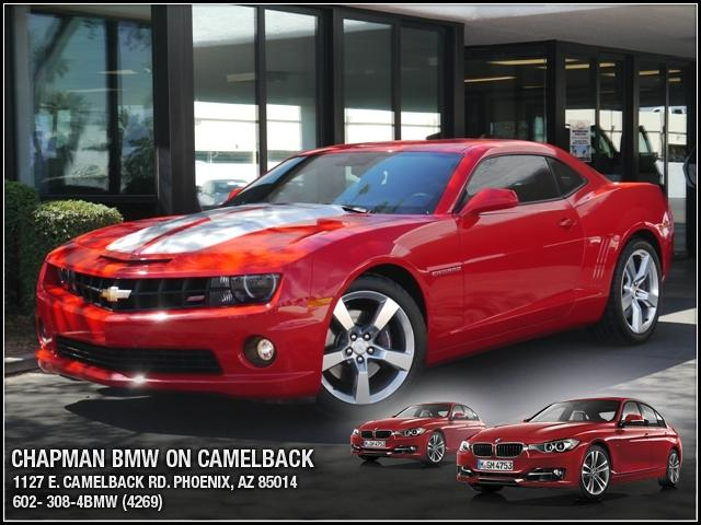 2011 Chevrolet Camaro 2SS 22846 miles Chapman BMW is located at 12th and Camelback in Phoenix 602-