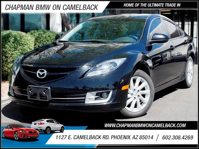 2012 Mazda MAZDA6 i Touring 46317 miles 1127 E Camelback BUY WITH CONFIDENCE Chapman BMW